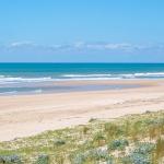 Surf et kite surf au Cap Ferret sur la Plage des Dunes