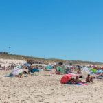 Journée sur la plage du Grand Crohot à Lège-Cap Ferret