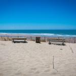L'Horizon : plage océane du Cap Ferret