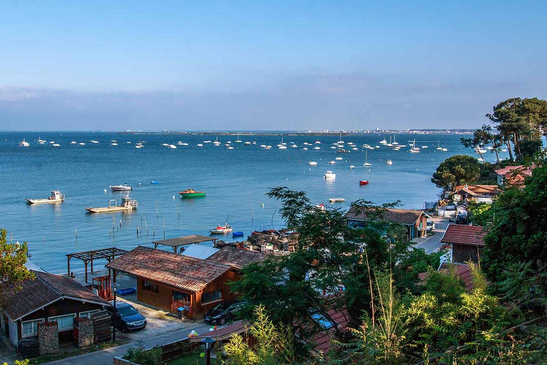 Petit piquey village du cap ferret plages activit s - Office du tourisme de lege cap ferret ...
