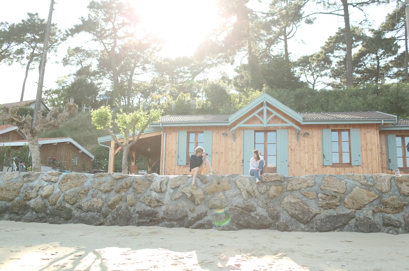 la cabane japajo chambres d 39 h tes au bord de l 39 eau au. Black Bedroom Furniture Sets. Home Design Ideas
