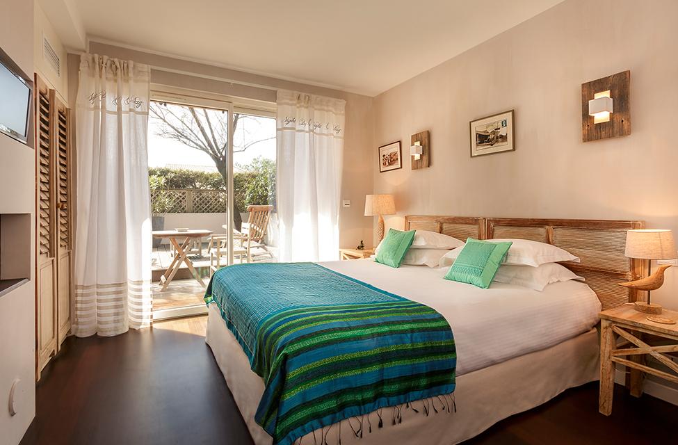 Hotel des dunes cap ferret h tel 3 100m de la plage au cap ferret - Hotel luxe cap ferret ...