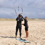 Ecole de kitesurf au Cap Ferret : cours, stage, initiation