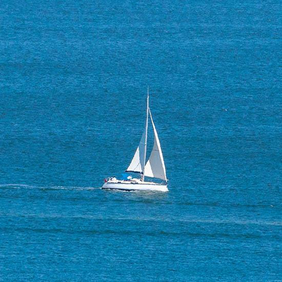 Balade en voilier au Cap Ferret
