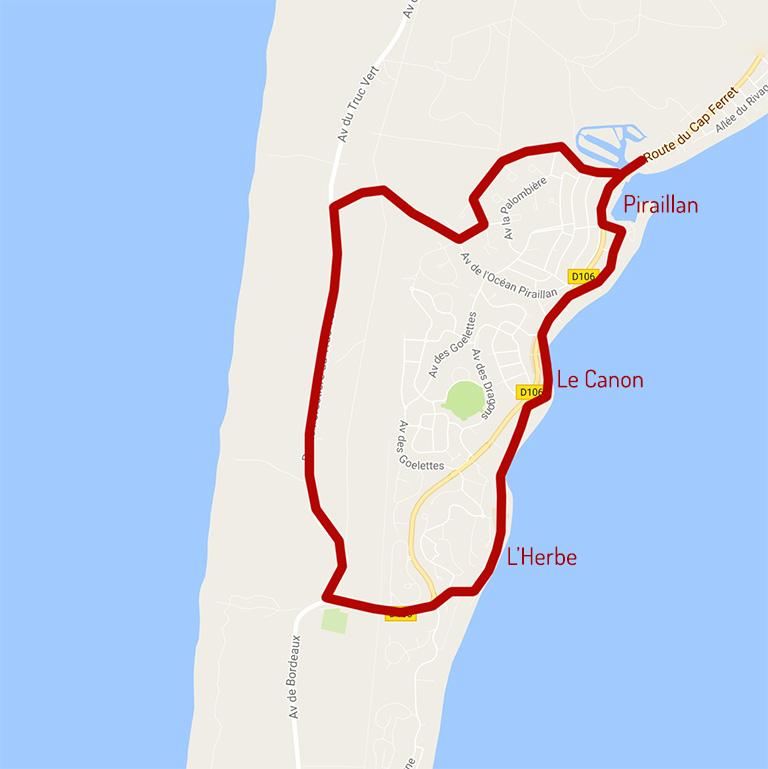 Les balades à vélo au Cap Ferret : quelques itinéraires à découvrir