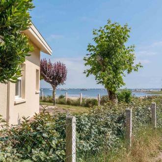Maison sur la plage de Claouey au cap Ferret