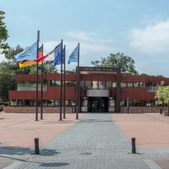Mairie du village de Lege