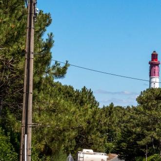 Le Cap Ferret et son phare