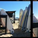 Ecole de surf plage du Truc Vert au Cap Ferret
