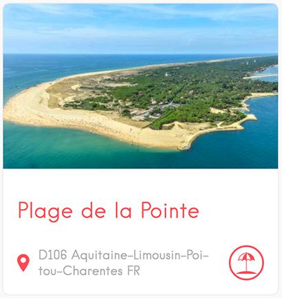 Plage de la Pointe au Cap Ferret