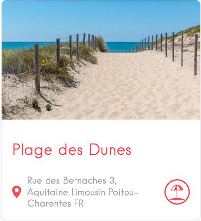 Plage des Dunes au Cap Ferret