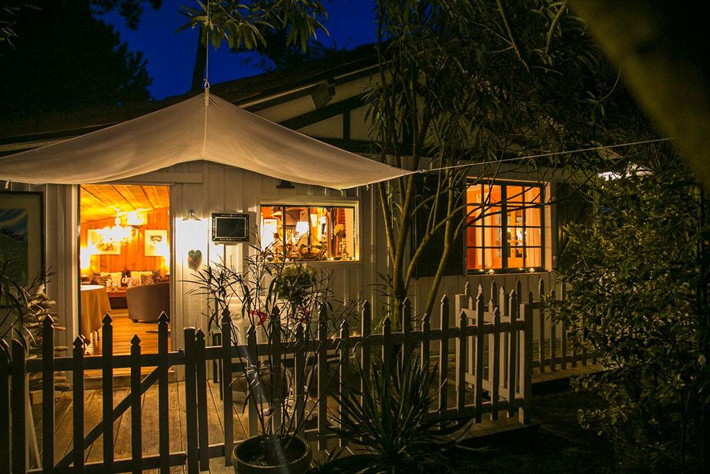 La cabane pomme de pin chambre d 39 h tes au cap ferret - Restaurant au cap ferret ...