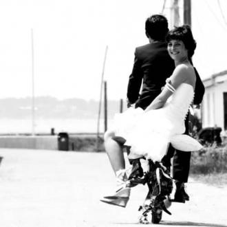 Benoit Rual photographe de mariage au Cap Ferret et Bassin d'Arcachon
