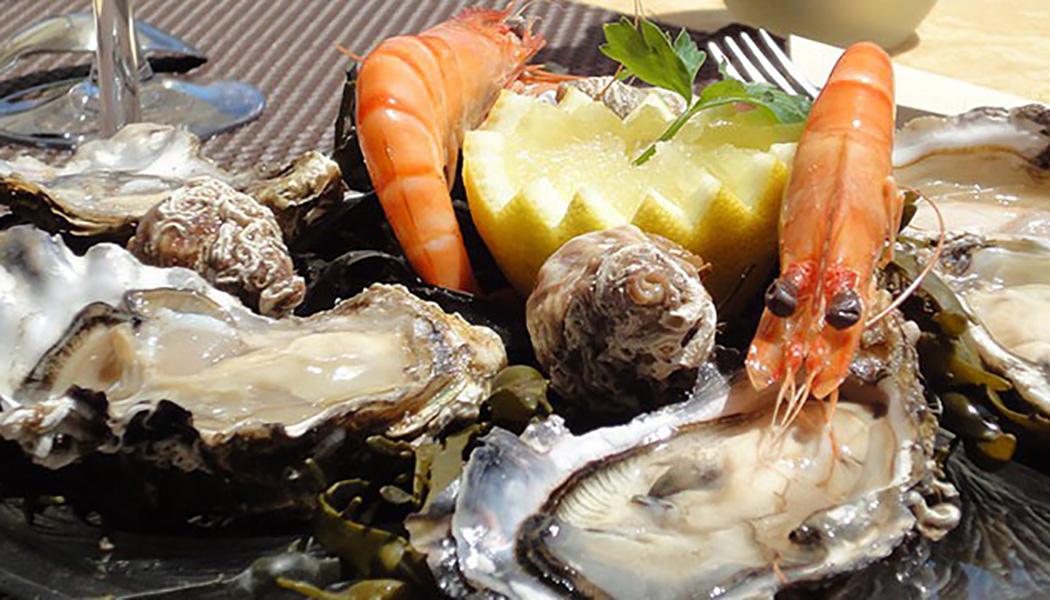 Restaurant Fruits De Mer Claouey
