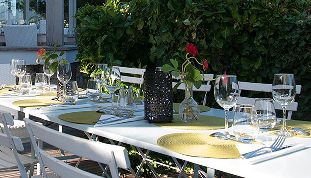 Le port d 39 attache restaurant claouey au cap ferret - Restaurant au cap ferret ...