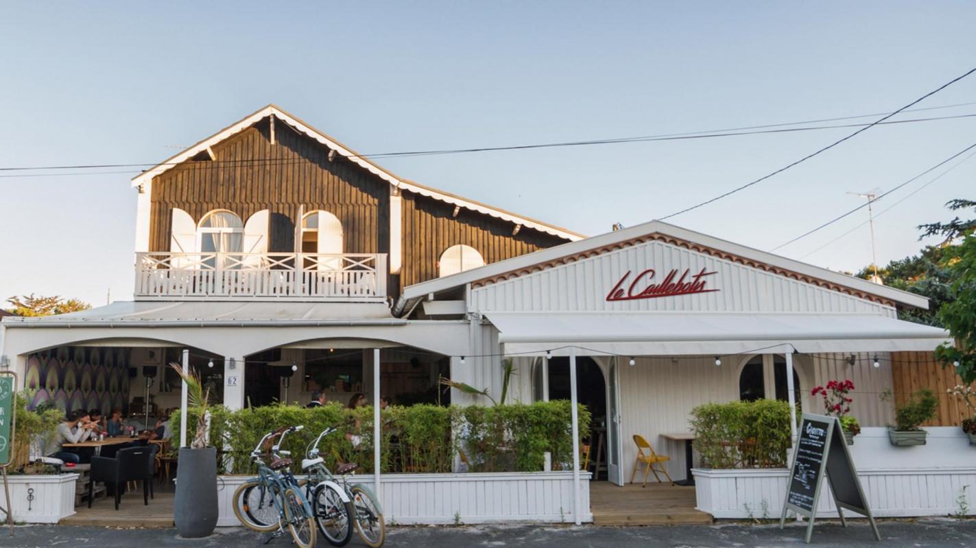 Le caillebotis bar cocktail et restaurant de qualit au cap ferret - Restaurant au cap ferret ...