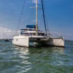 Catamaran à louer au Cap Ferret