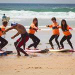 Cours de surf avec Alex Ecole de Surf