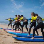 Apprendre le surf au Cap Ferret