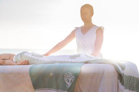 Massage bien-être en plein air à Lège-Cap Ferret