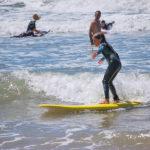 Ecole de surf l'Andade : Ecole de surf au Cap Ferret