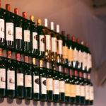 Cave à vin du restaurant bar le Red Store au Cap Ferret