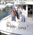 Pêche au thon depuis le Cap Ferret