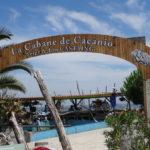 Dégustation d'huitres à la Cabane de Cacanio