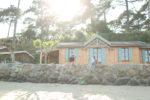 La Cabane Japajo dans le village du Four sur la presqu'ile de Lège Cap Ferret