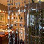salle de bain de la chambre d'hotes la cabane pomme de pin au cap ferret