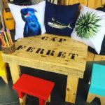 Cap au Sud : boutique de décoration et vêtements au Cap Ferret
