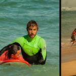 Cap Ferret Surfschool plage du Truc Vert