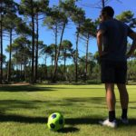 Foot golf à Lège Cap Ferret