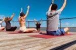 Cours de yoga à Lège Cap Ferret