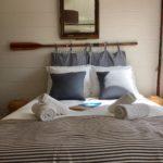 Déco soignée de l'hotel le Caillebotis au Cap Ferret