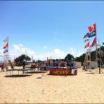 Le Club Mickey du Phare sur la plage du village du Cap Ferret