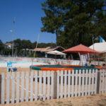 Club de plage pour enfants à la Vigne