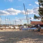 Cours de voile et location au cercle nautique du Cap Ferret