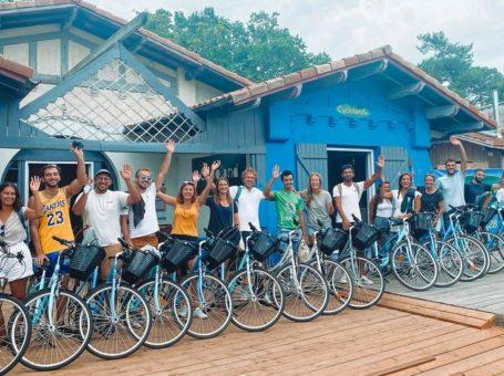 Cycloland Grand Piquey