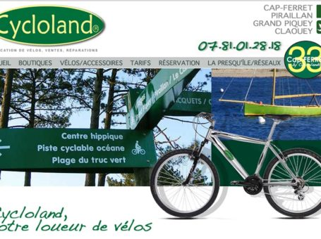 Cycloland Grand Piquey