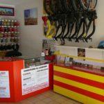 Magasin de location de vélo au Cap Ferret