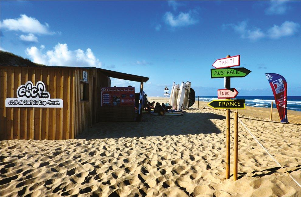 ESCF École de Surf