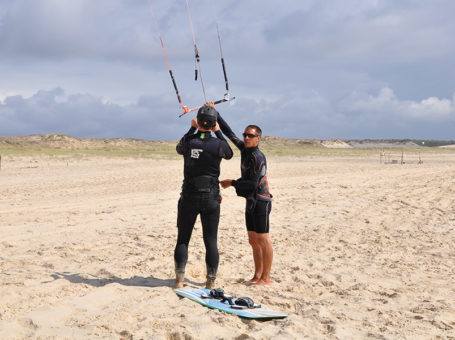 Cap Ferret Kiteschool