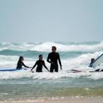 Cours de surf Nomad Surf School au Cap Ferret