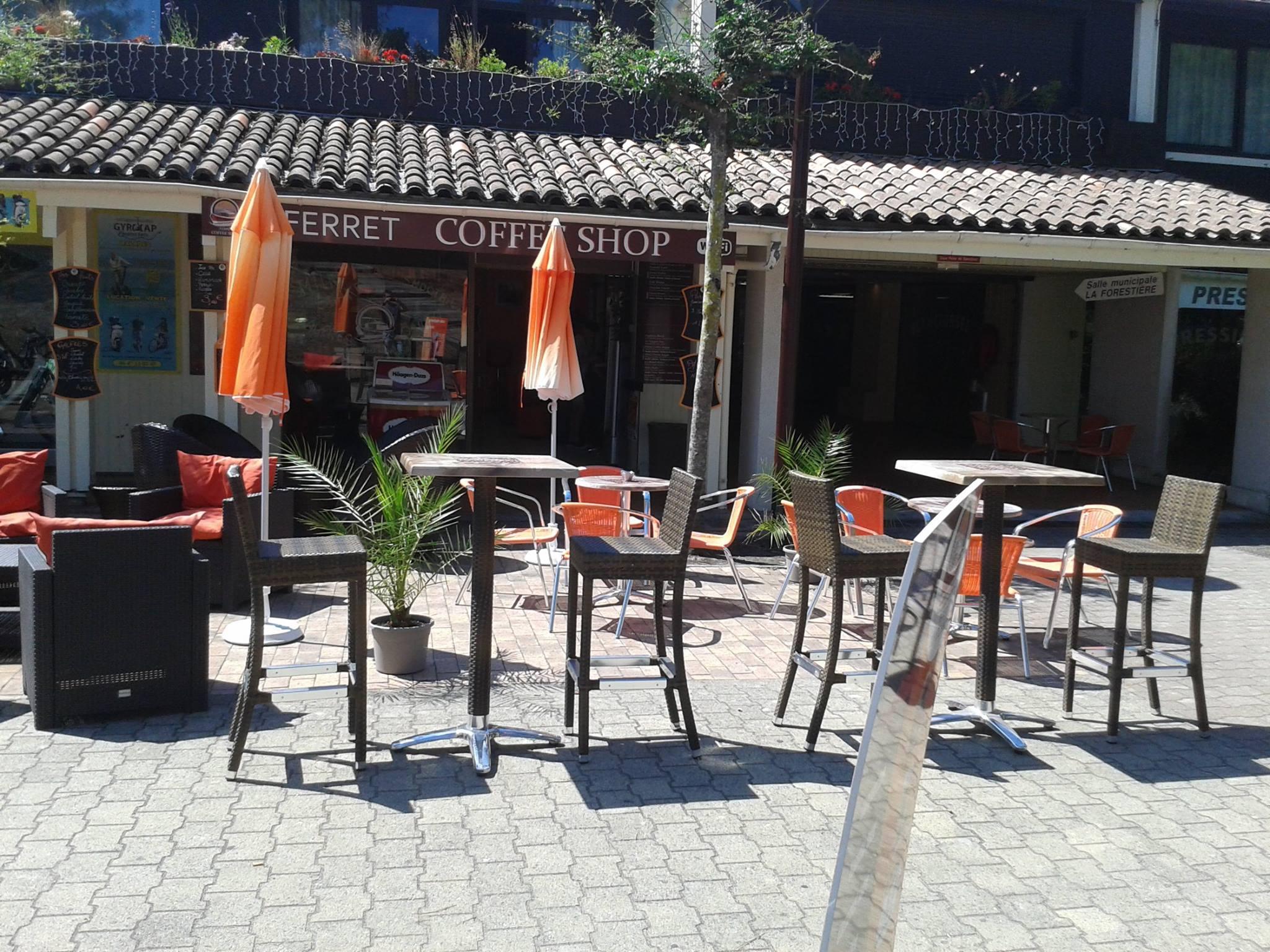 Ferret Coffee Shop