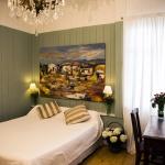 Chambre double de l'Hôtel des Pins
