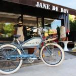 Devanture de la boutique Jane de Boy à Lège-Cap Ferret
