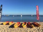 Balade et location de canoé kayak au Cap Ferret