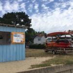 Stand up paddle au Cap Ferret