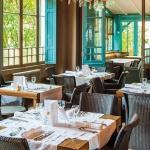 Restaurant de l'hôtel la Maison du Bassin